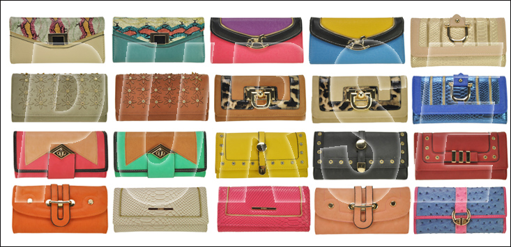New Premier Wholesale purses with Gift Box