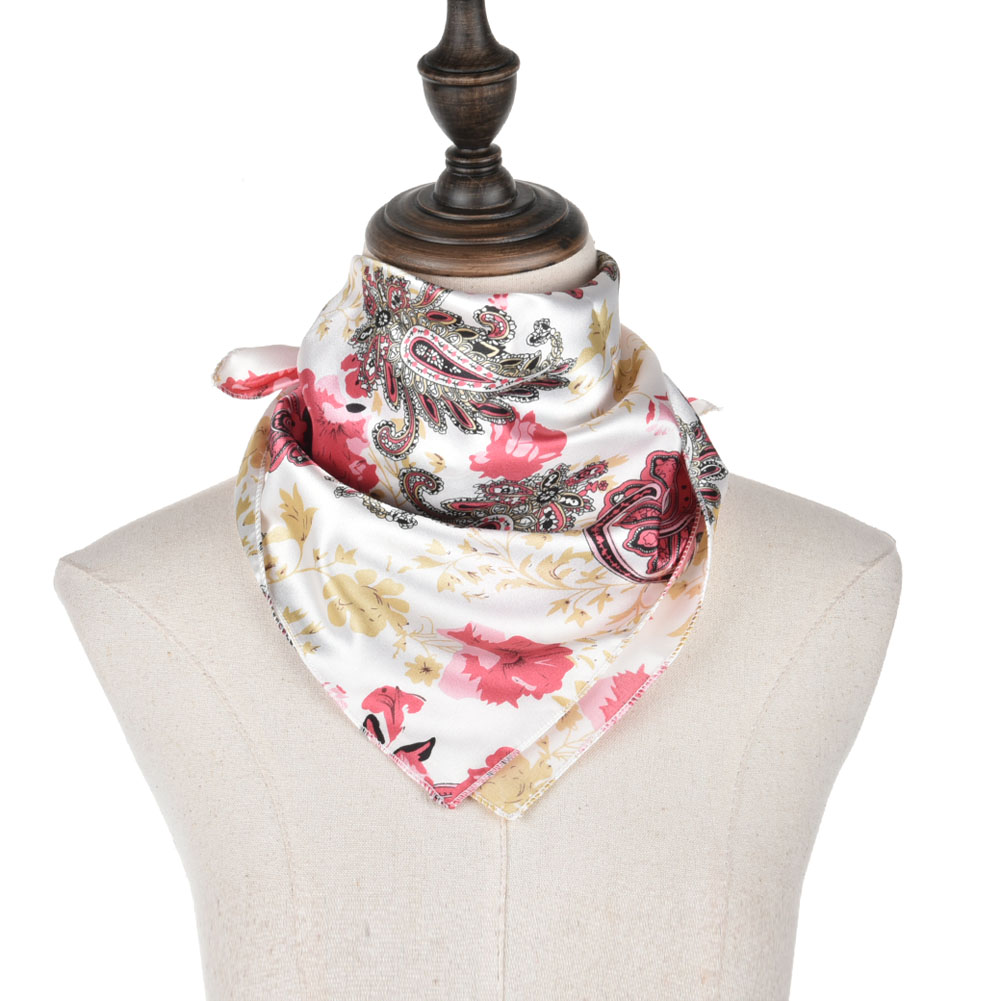 SF920 B - Fashion Women Colourful Scarf