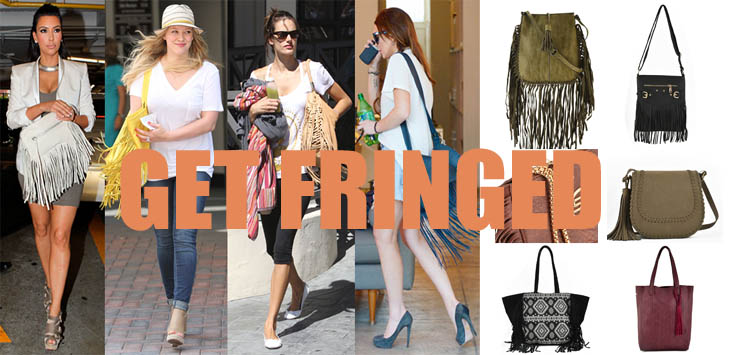 Get Fringed This Summer! Hottest High Street Trends