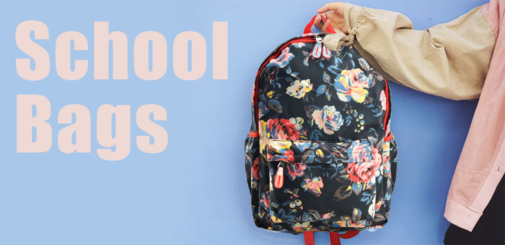 Floral Backpacks Now in Stock