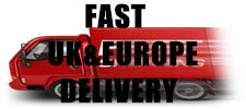 Fast UK& EU Delivery