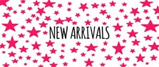 New Arrival Mid-March 2015