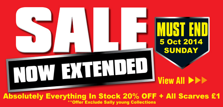 Biggest SALE Before Christmas! 20% OFF Extended To Sunday