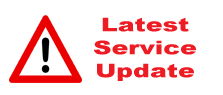 Urgent Service Interruption Notification