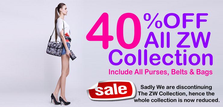 All ZW Collection Are Now 40% OFF