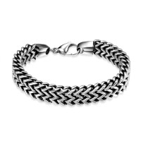 H025 Fashion 316L stainless steel bracelet for man