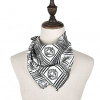 SF920 C - Fashion Women Colourful Scarf