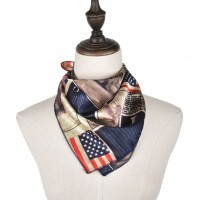 SF920 D - Fashion Women Colourful Scarf