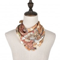 SF920 E - Fashion Women Colourful Scarf
