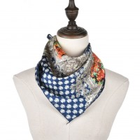SF920 F - Fashion Women Colourful Scarf