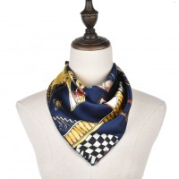 SF920 H - Fashion Women Colourful Scarf