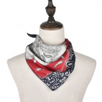 SF920 J - Fashion Women Colourful Scarf