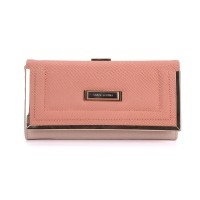 SY1565-1 Pink - Sally Young Boutique Foldable Purse Wallet
