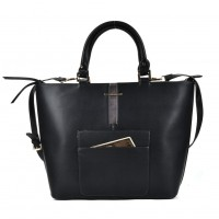 (Monica) Sally Young Illusion Handbag Collection SY2106 Black