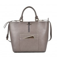 (Monica) Sally Young Illusion Handbag Collection SY2106 Grey
