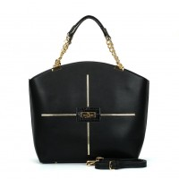 (Ultra) Sally Young Frenchie Handbags Collection SY2107 Black