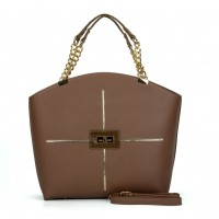 (Ultra) Sally Young Frenchie Handbags Collection SY2107 Camel