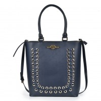 (Sophia) Sally Young Frenchie Handbags Collection SY2110 Blue