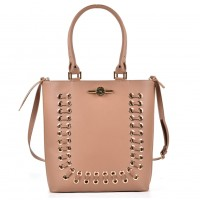 (Sophia) Sally Young Frenchie Handbags Collection SY2110 Pink