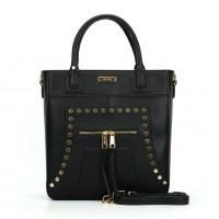 (London) Sally Young Handbags Shapes Collection SY2115 Black