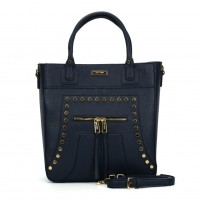 (London) Sally Young Handbags Shapes Collection SY2115 Blue
