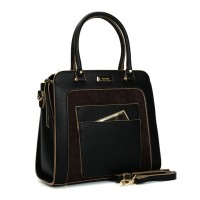 (Librarian) Sally Young Women Handbags SY2116 Black