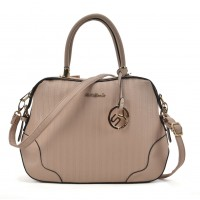 SY2144 Beige - Sally Young Women Large Tote Bag
