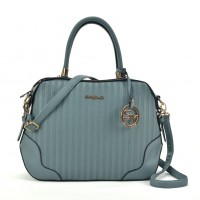 SY2144 Blue - Sally Young Women Large Tote Bag