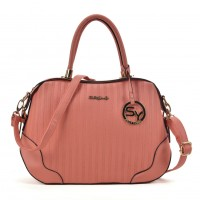 SY2144 Pink - Sally Young Women Large Tote Bag