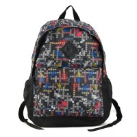 VK5040 J - Fashion Letters Printed Women Backpack