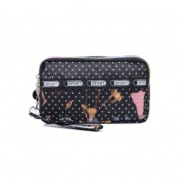 VK5253 B - Lovely Girl Pattern Large Wallet