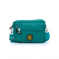 VK5254-1 Green - Women Casual Solid Portable Crossbody Bags