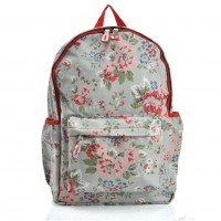 VK5488 C - Patchwork Floral Patterns Backpack
