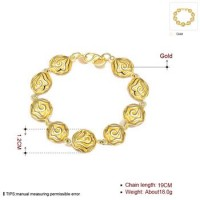 B013 Wholesale Nickle Free Antiallergic Real Gold Plated Earrings For Women New Fashion Jewelry